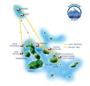 Join Nautilus Aquatics for a week of scuba diving in the Galapogos Islands aboard the Aggressor III Liveaboard.